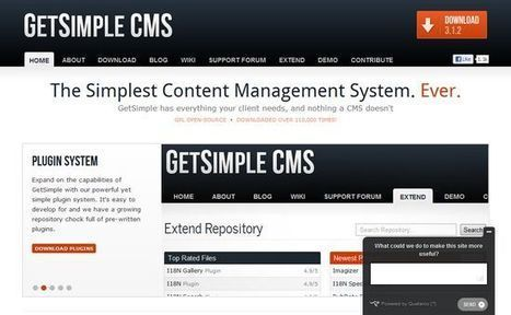24+ Excelent CMS for Web-developers | ANTONOFF+ | PHP for life | Scoop.it