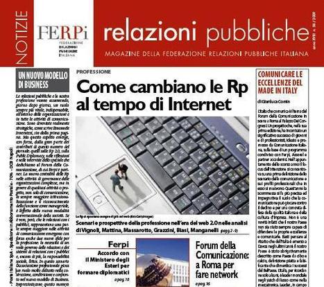 Magazine FERPI | Dicono di me | Scoop.it