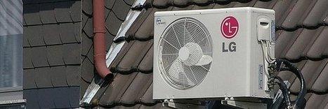La climatisation à double usage et économe | IMMOBILIER 2015 | Scoop.it
