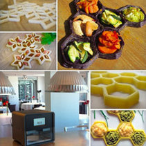 The Foodini 3D Food Printer Hits Kickstarter! (video) | 3d design and printing | Scoop.it