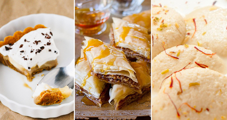 Around the World in 13 Desserts | English learning | Scoop.it