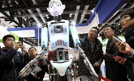 Robotique : la Chine présente et imagine les assistants intelligents de demain | Tech news | Des robots et des drones | Scoop.it
