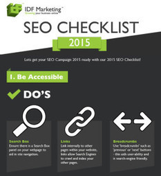 2015 SEO Checklist [Infographic] | Content Marketing & Content Strategy | Scoop.it