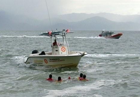 MEXICO - Fuerte oleaje por 'Odile' causa dos muertes en Puerto Vallarta   Motos Acuáticas PERU   Scoop.it
