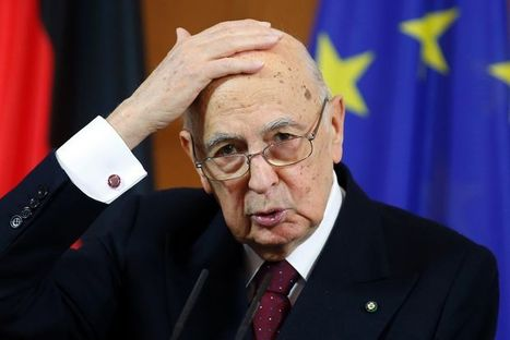 E dopo Napolitano? | Avanti! | Politikè | Scoop.it