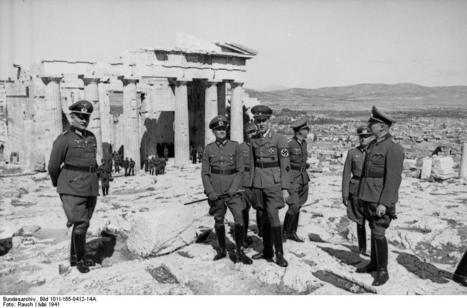 Los costes del nazismo alemán para Grecia (y para España) | Política & Rock'n'Roll | Scoop.it