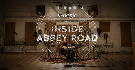 Google presents Inside Abbey Road | mod,s | Scoop.it