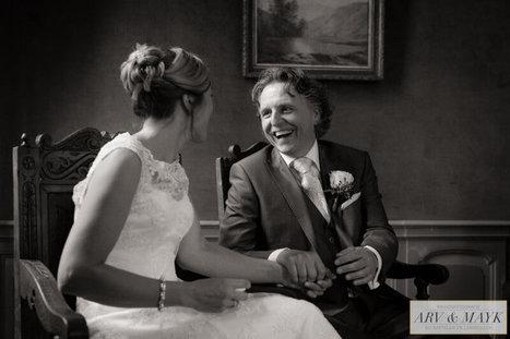 Bruidsreportage Kasteel Wijenburg in Mei | Bruidsfotografie | Scoop.it