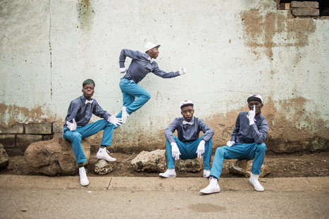 South Africa's Pantsula Dancers Bring Life to the Streets | Creatively Teaching: Arts Integration | Scoop.it