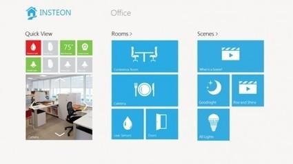Après Google et Apple, Microsoft met aussi un pied dans la domotique   Veille technologique   Scoop.it