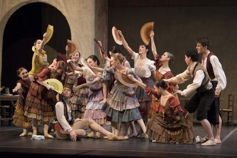 Un | Compañía Nacional de Danza - CRÍTICAS | Scoop.it