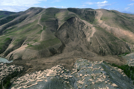 Massive Landslide Buries Remote Afghan Village | The Geo Feed | Scoop.it