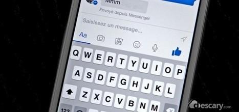 Facebook Messenger franchit le cap des 500 millions d'utilisateurs | Agence BWA - Veille | Scoop.it