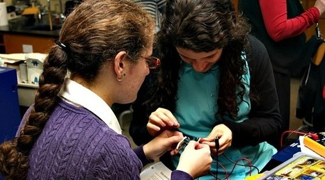 Israel's Model of Engineering Education Comes To American Jewish High Schools | Jewish Education Around the World | Scoop.it