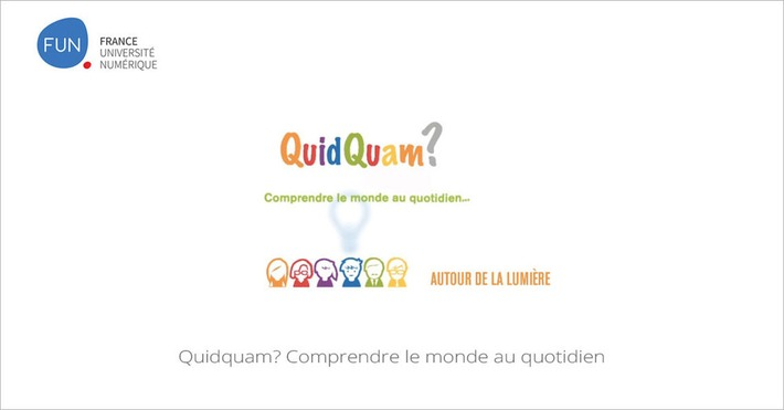 [Today] MOOC Quidquam? Comprendre le monde au quotidien  | MOOC Francophone | Scoop.it