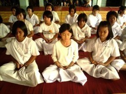 La méditation dans les classes pour mieux apprendre ! | E learning et motivation | Scoop.it