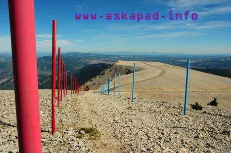 Le col des Tempêtes au Mont Ventoux | Topo et fiche de randonnée à pied by eskapad | Scoop.it