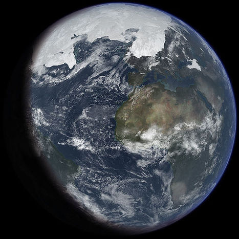El descubrimiento de las eras glaciales y el efecto invernadero (I) - Naukas | Biología de Cosas de Ciencias | Scoop.it
