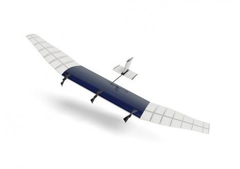 Facebook : des drones fournisseurs d'accès à Internet | Innovation | Scoop.it