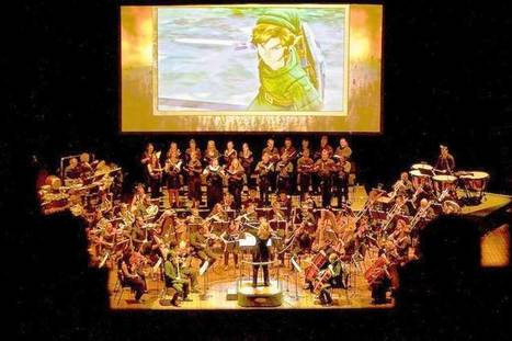 How Videogames Are Saving the Symphony Orchestra - WSJ | Geeks | Scoop.it