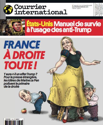Courrier international n°1359 - 17 novembre 2016   revue de presse cdi lycée sacré coeur   Scoop.it