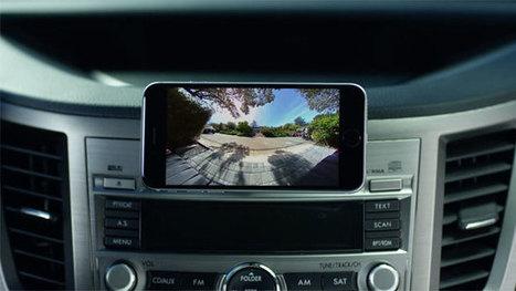 Sistema de visión trasera con asistente de aparcamiento para el coche | El diario de Alvaretto | Scoop.it