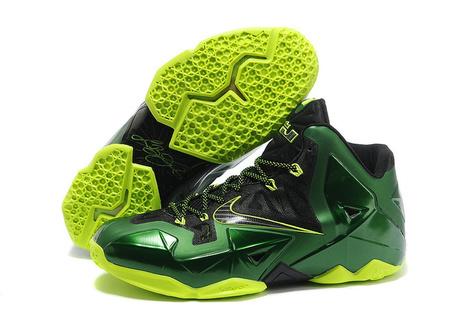 Cheap Lebron 11 Electric Green Black - Cheap Lebron 11,Cheap Lebron 10,Cheap Nike Lebrons,Cheap Lebrons For Sale! | cheap lebron 11 for sale on www.cheapjames11.com | Scoop.it