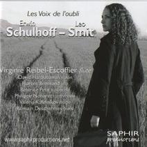 CD : Erwin Schulhoff, Leo Smit - Les voix de l'oubli | INFO POLITIQUE SCOOP     Agence de Presse | Scoop.it