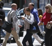 New Jersey town fines pedestrians for texting while walking | It's Show Prep for Radio | Scoop.it