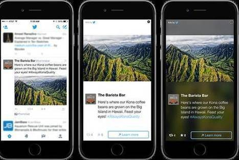Twitter Opens Up Its Mobile Ad Network, Introduces Video | Mobile Advertising & Monetization | Scoop.it
