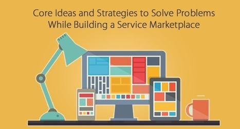 Core ideas and strategies to solve problems while building a service marketplace | Thumbtack clone and Taskrabbit clone script, clones script | Scoop.it