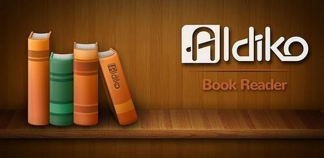 Aldiko Book Reader - Android Market | Best of Android | Scoop.it