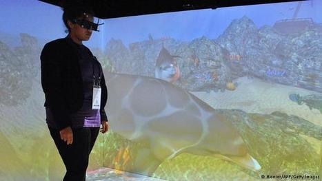 Mapping the real world with virtual reality | Technology | DW.COM | 02.11.2015 | cool stuff from research | Scoop.it