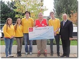 Les étudiants de 1re année de l'ESSCA se mobilisent au profit d'associations caritatives | Actualités ESSCA | Scoop.it