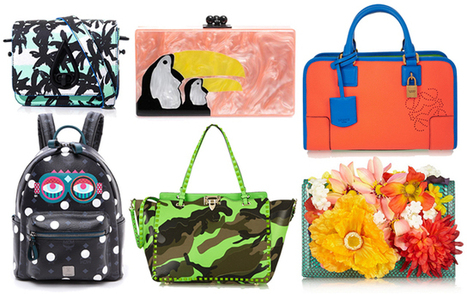 12 Ridiculous Bags That Will Definitely Get You Photographed Outside Fashion Week - PurseBlog   Retail   Scoop.it