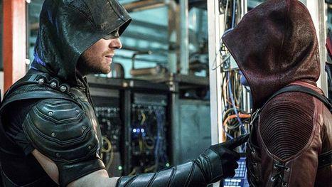 Arrow's parkour king returns | ARROWTV | Scoop.it