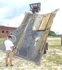Remnant of rocket washes up - Florida Keys Keynoter   Small Fishing Boat   Scoop.it