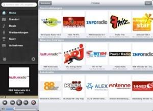 Neue Funktionen für Radio-Empfehlung TuneIn - appgefahren.de | iPad:  mobile Living, Learning, Lurking, Working, Writing, Reading ... | Scoop.it