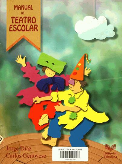 Libro -  Manual de teatro escolar | Arte y Educación: El maridaje perfecto | Scoop.it