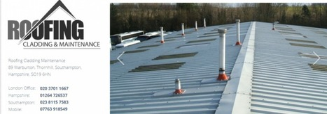 Commercial roofing in hampshire | Roof maintenance in UK | Scoop.it