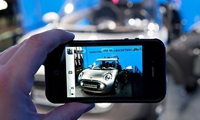 Racing to catch the connected customer: how digital is transforming automotive ... - The Guardian | Social Media | Scoop.it
