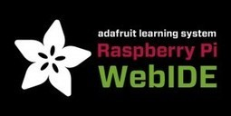 Adafruit WebIDE – new alpha release available | Raspberry Pi | Scoop.it