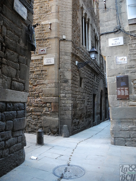 La meva Barcelona » Codis QR per conèixer el barri Gòtic de ... | Français Langue Etrangère et Technologies | Scoop.it