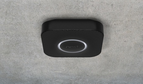 Nest Introduces $129 'Protect' Connected Smoke and Carbon Monoxide Detector | Tech | Scoop.it