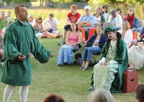 Theatre group to celebrate Shakespeare birthday - Peterborough Telegraph | Shakespeare | Scoop.it