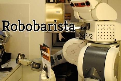 PR2, le robot qui sait faire le café... grâce à un embryon de sens commun | Une nouvelle civilisation de Robots | Scoop.it