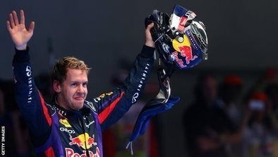 Vettel is exceptional to clinch a 4th title | Motor Sport | Scoop.it