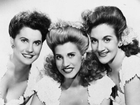 Patty Andrews, last of the 1940s hitmakers The Andrews Sisters, dies in California | WNMC Music | Scoop.it