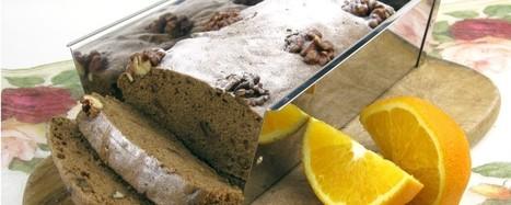 Cake de calabaza, nueces y trigo sarraceno | Re Coquinaria | Scoop.it