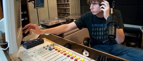 The Uncertain Future of College Radio – Thomas A. Shakely   Community Media   Scoop.it